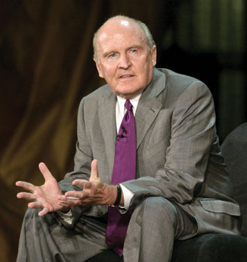 the main achievements of jack welchs leadership in general eletric Brief summary one of the greatest and most effective business leaders of all time was jack welch, chief executive officer (ceo) of general electric (ge.